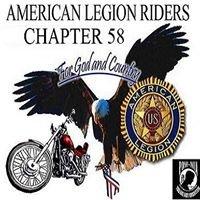 American Legion Riders Massachusetts Chapter 58