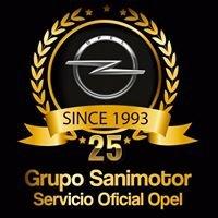 Opel Sanimotor Bilbao