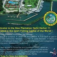 Plantation Yacht Harbor at Founders Park, Islamorada FL
