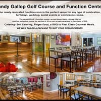 Sandy Gallop Golf Course and Function Centre