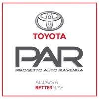 PAR Progetto Auto Concessionaria Toyota