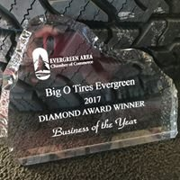 Big O Tires of Evergreen