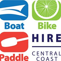 Boat Bike Paddle Hire Central Coast