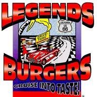 Legends Burgers - Mountain Ave.