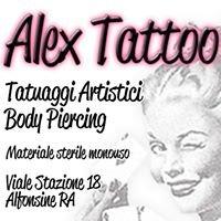 Alex Tattoo - Tatuaggi & Piercing - Alfonsine Ravenna