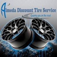 Almeda Discount Tire Service