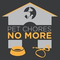 Pet Chores No More