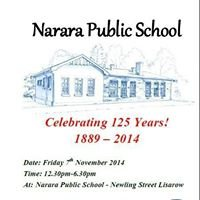 Narara Public School celebrating 125 years