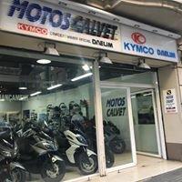 Motos Calvet - KYMCO - Daelim  Grupo 24 HORAS S.A.