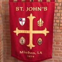 St. John's Episcopal Church, Minden, LA