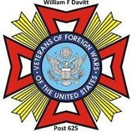 Veterans of Foreign Wars William F. Davitt Post 625 & Post Auxiliary