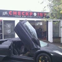Checkpoint Tyres and Alloy Wheels