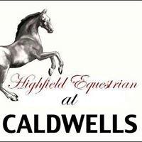 Highfield Equestrian - Caldwells
