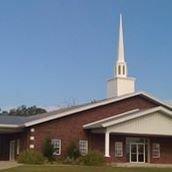 Landmark Missionary Baptist Church, Vian, Oklahoma