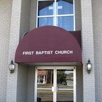 First Baptist Church Des Arc