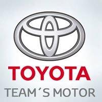 Toyota Teams Motor