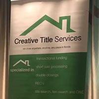 Creative Title Services, Inc.