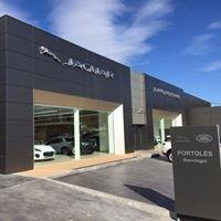 Jaguar Land Rover Portoles