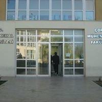 Çorlu Mühendislik Fakültesi