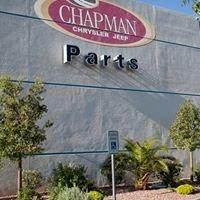 Chapman Chrysler Jeep Wholesale Parts