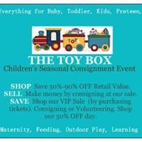 The Toy Box Children's Consignment