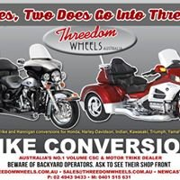 Threedom Wheels Australia