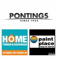 Ponting's Timber & Hardware