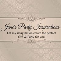 Jane Party-inspirations