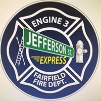 "Fairfield Engine Company 3 ""The Jefferson Street Express"""