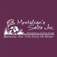 Montalvan's Sales, Inc.