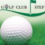 GOLF CLUB STEP