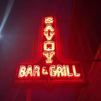 The Savoy Bar and Grill