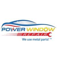 Power Window Repair