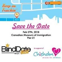 Blind Date With A Star - Feb.27, 2018 at Pier 21