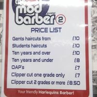 Mod Barbers of Exeter