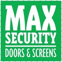 Max Security Doors