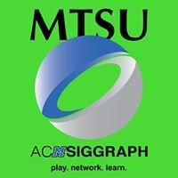 MTSU ACM SIGGRAPH Student Chapter