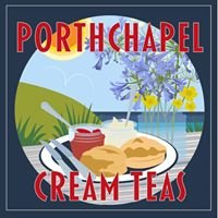 Porthchapel Cream Teas