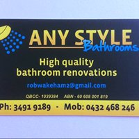 Any Style Bathrooms