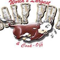 World's Largest Calf Fry
