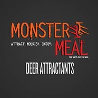 Monster Meal  Deer Attractant