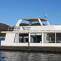 Eildon Houseboat Hire