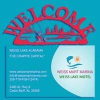 Weiss Mart Marina & Weiss Lake Motel