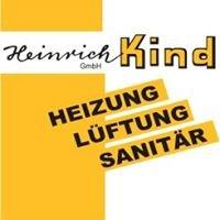Heinrich Kind -  Heizung Lüftung Sanitär