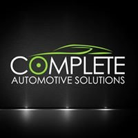 Complete Automotive Solutions