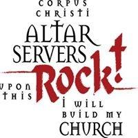 Corpus Christi Altar Servers