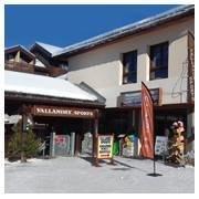 Location de Ski: Vallandry sports