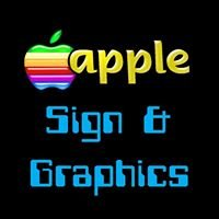 Apple Sign & Graphics
