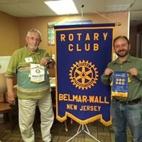Rotary Club of Belmar-Wall