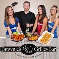"""Brownie's """"The Shed"""" Grille & Bar in New Albany"""